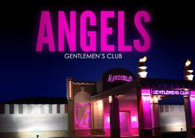 angels exterior